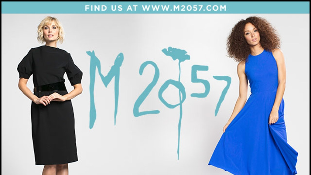 M2057 by Maria Pinto: Urban Chic Fashion Collection project video thumbnail