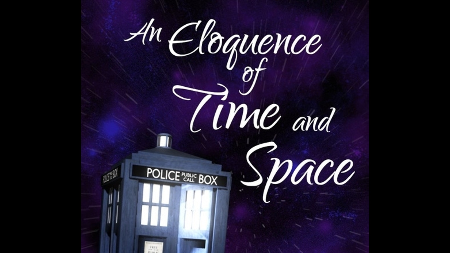 an eloquence of time and space a doctor who th poem book by an episode guide for doctor who as poetry every episode from 1963