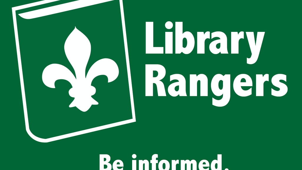 Library Ranger Badges project video thumbnail