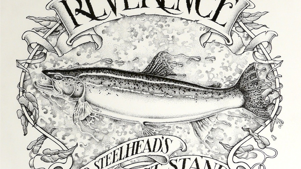 """WILD REVERENCE """"The Wild Steelhead's Last Stand"""" Documentary project video thumbnail"""