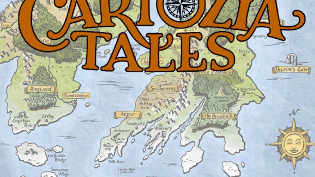 Cartozia Tales: Ten Issues project video thumbnail