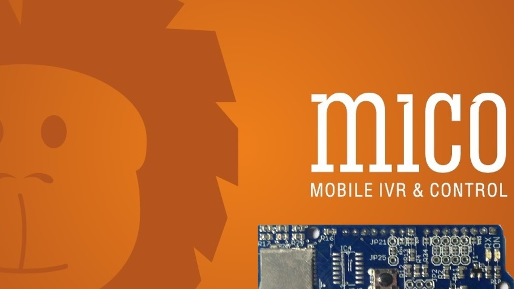Hello MICO! Arduino & mobile phone interface made easy project video thumbnail