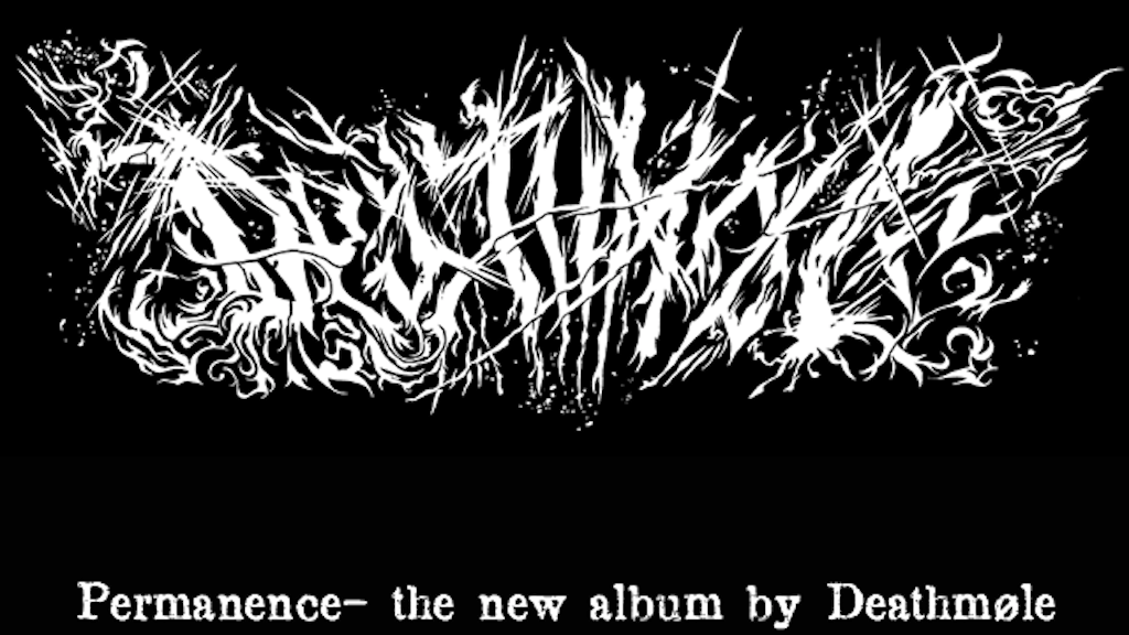 Permanence: The New Album By Deathmøle project video thumbnail