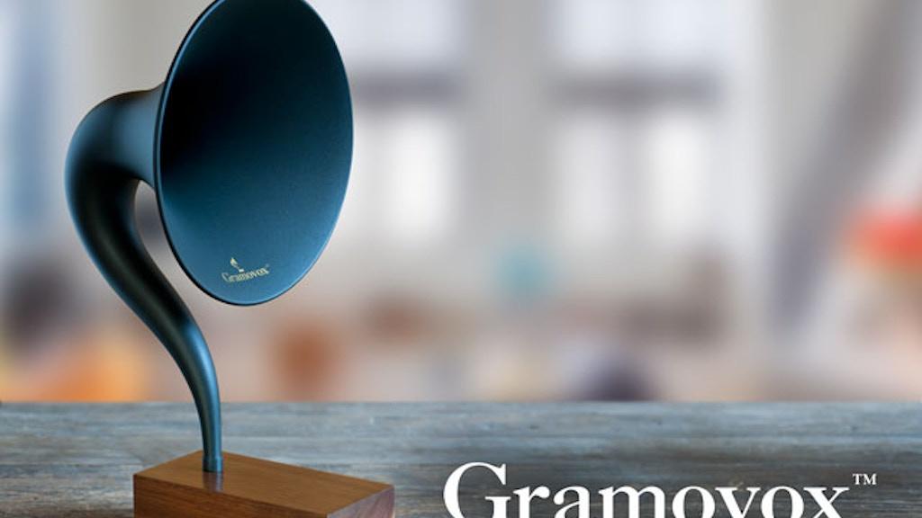 Gramovox™ Bluetooth Gramophone project video thumbnail