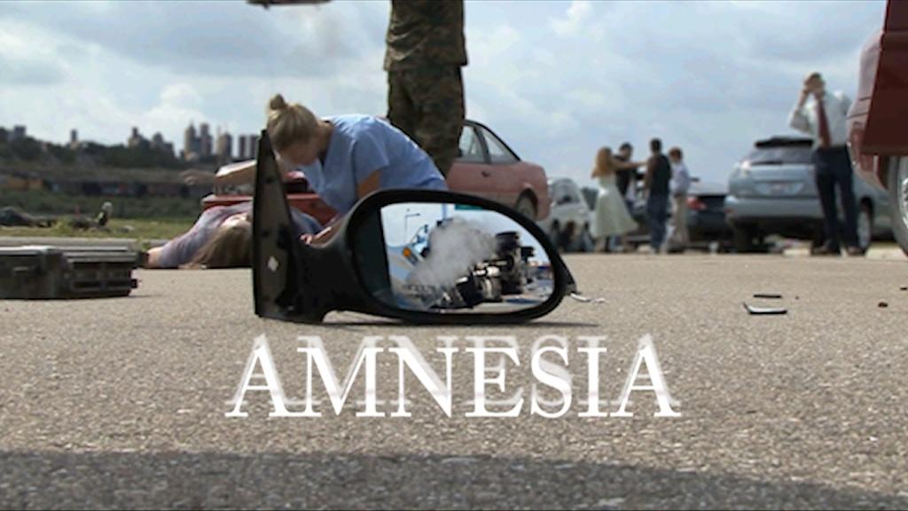 AMNESIA TV Show Series project video thumbnail