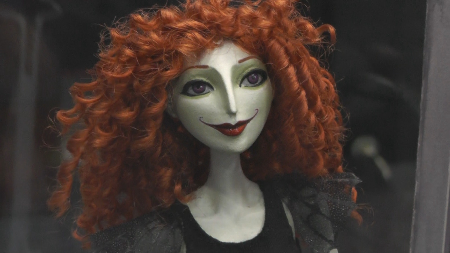 the scary godmother doll by jill thompson kickstarter