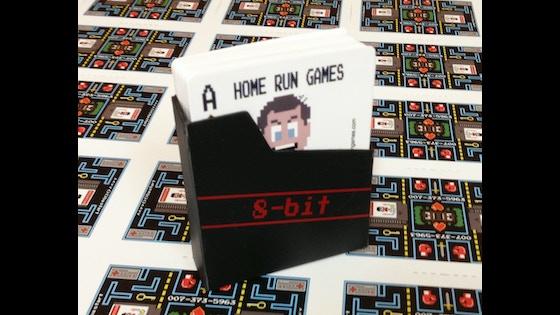 Track 8 Bit Business Card Holder Canceleds Kickstarter Campaign