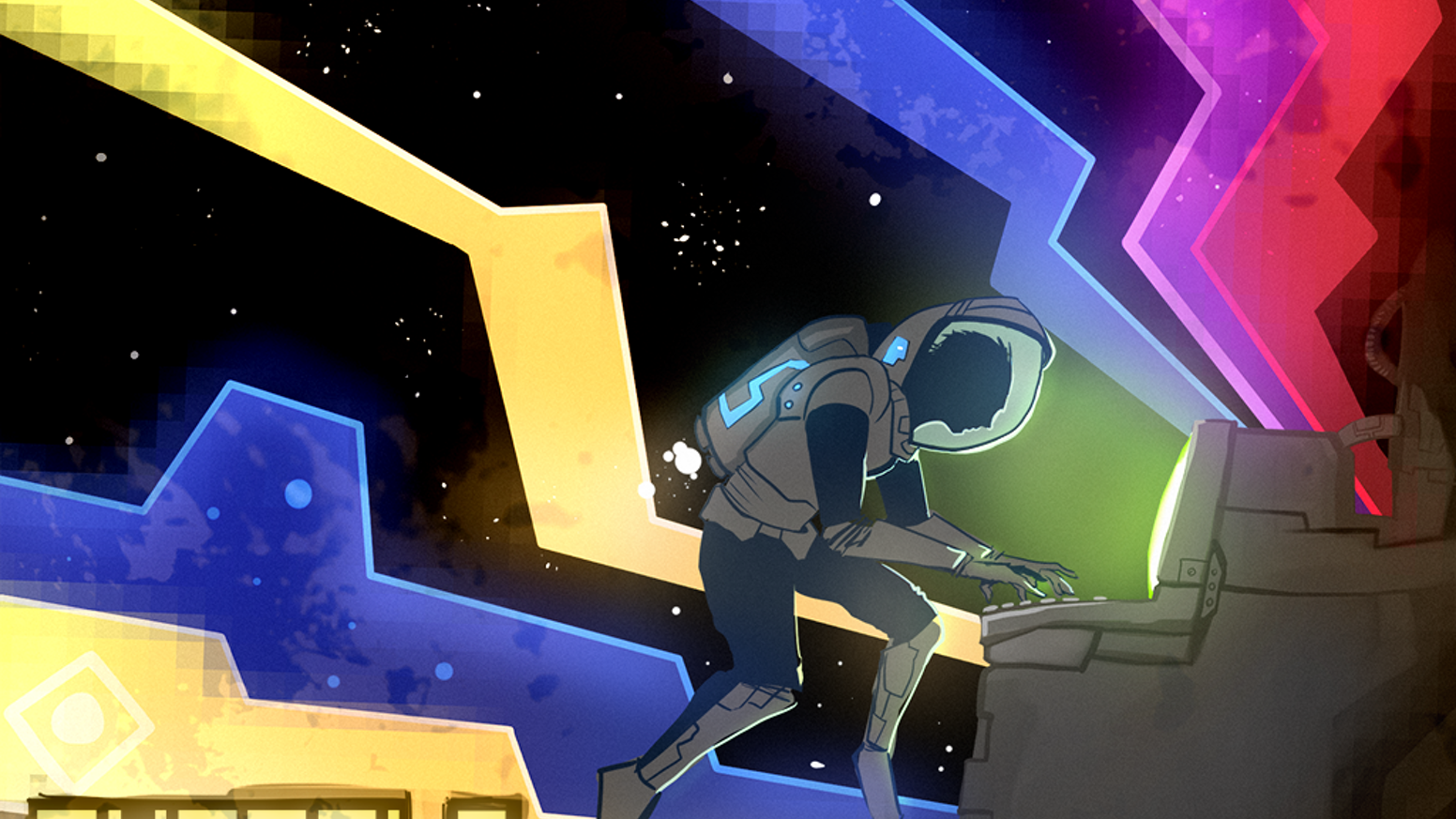 Reactivate a derelict spaceship in zero-G. Experience memories from your past. A story-based action-adventure game for PC, Mac & Linux.