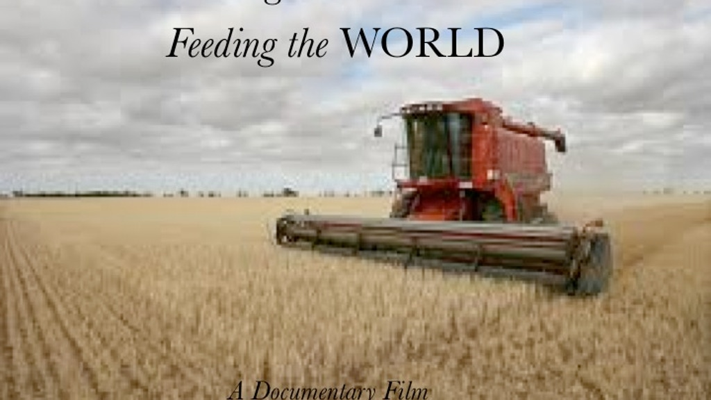 Project image for Feeding AMERICA: Feeding the WORLD (Canceled)