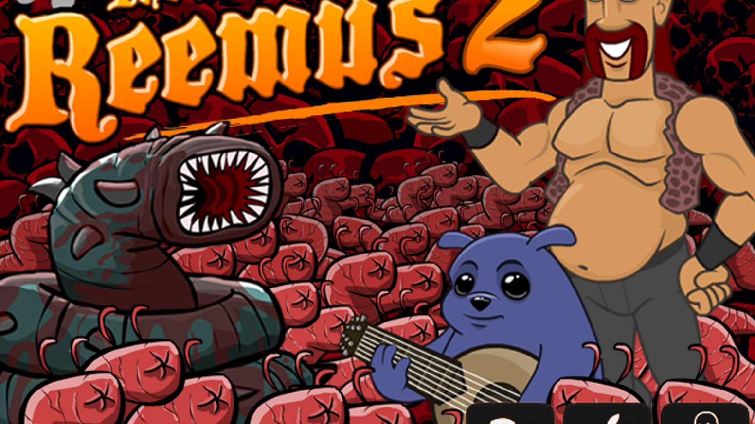 The Ballads of Reemus 2 - 2D Point and Click Adventure Game by Jay