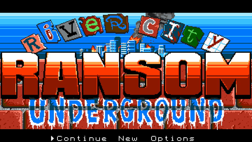 River City Ransom: Underground project video thumbnail