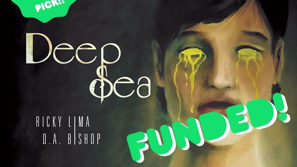 Deep Sea: An Original Graphic Novel project video thumbnail
