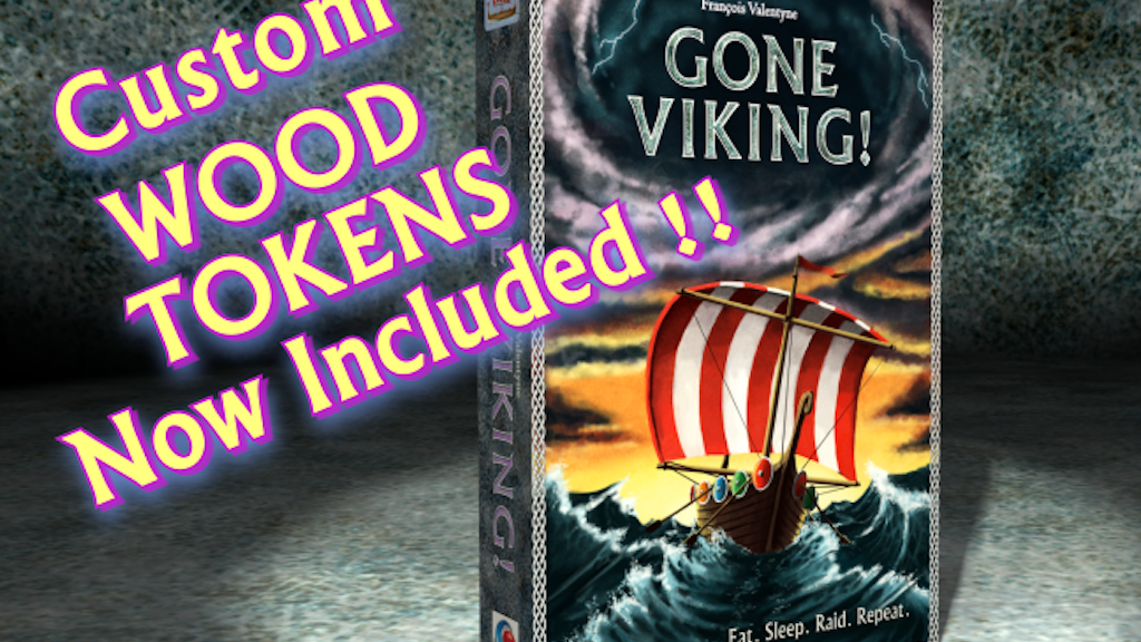Gone Viking - A Game of Raiding! project video thumbnail