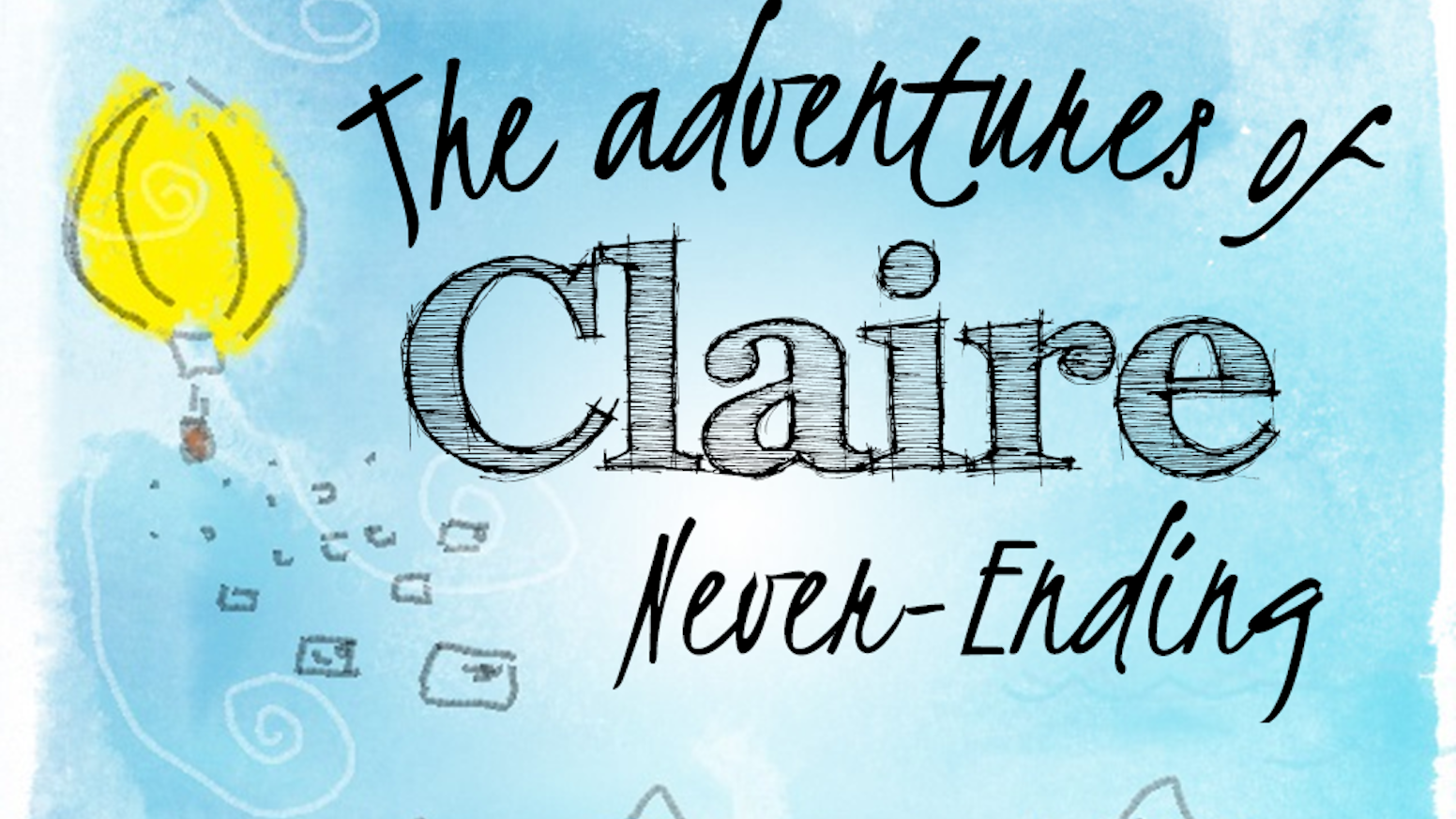 Together we're going to make Claire Never-Ending: a book to cuddle in bed, an ebook for your tablet.