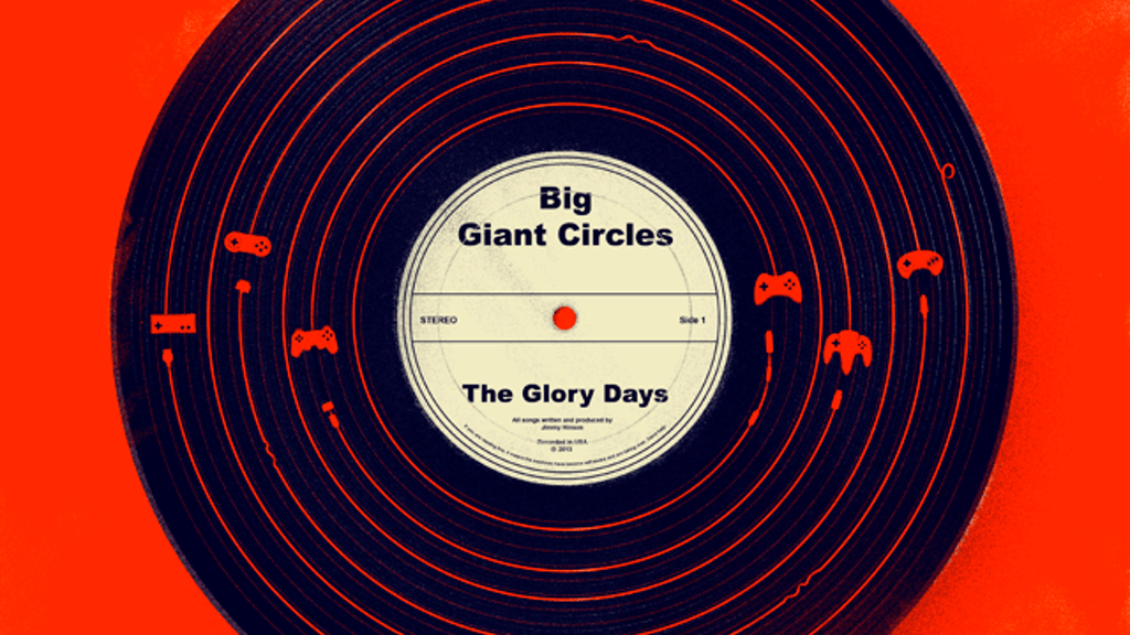 "Big Giant Circles - ""The Glory Days"" (Impostor Nostalgia 2) project video thumbnail"