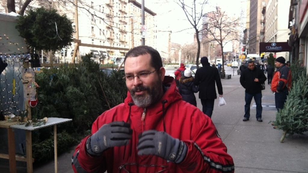 Tree Man Documentary project video thumbnail