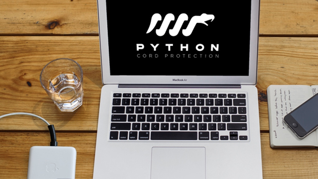Python Cords - Utilitarian Macbook Charger Protection project video thumbnail