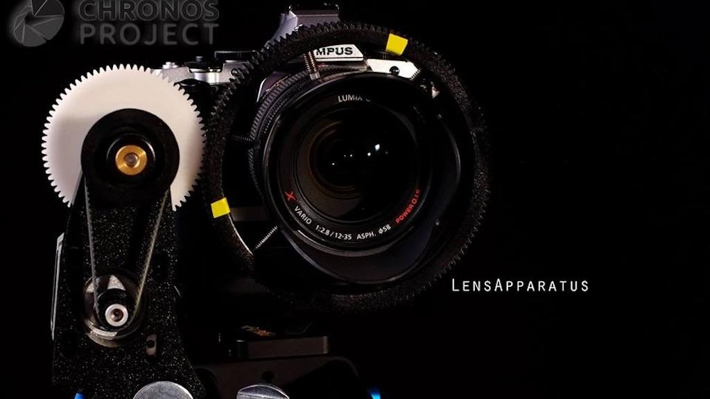 The Lens Apparatus, Time Lapse Lens Motion Control project video thumbnail