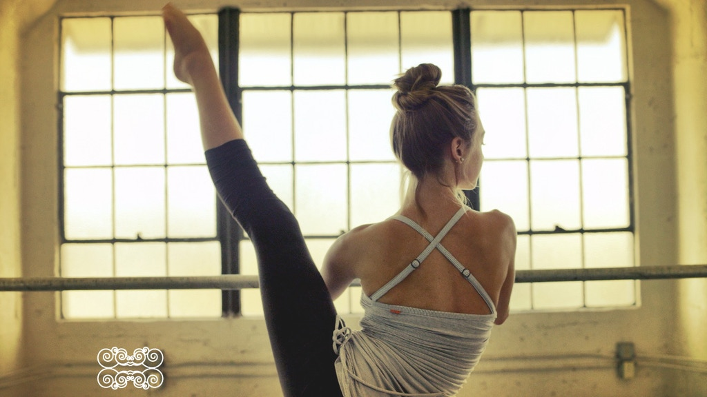 The Modern Classic 2.0:  Barre/Pilates/Dance Top + Tunic project video thumbnail