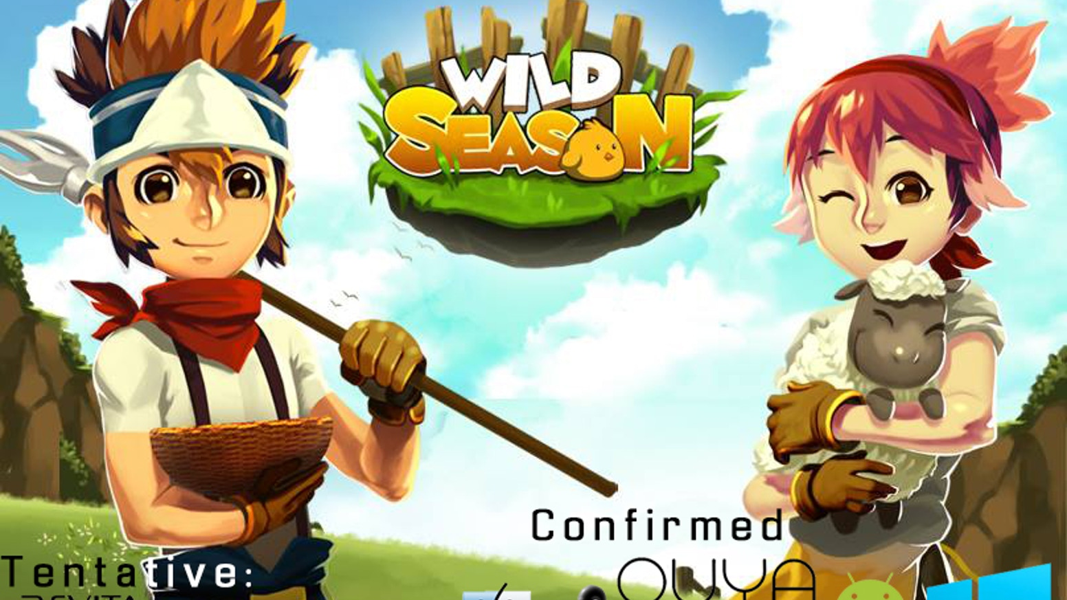 Wild Season - Inspired by Harvest Moon by Quickfire Games