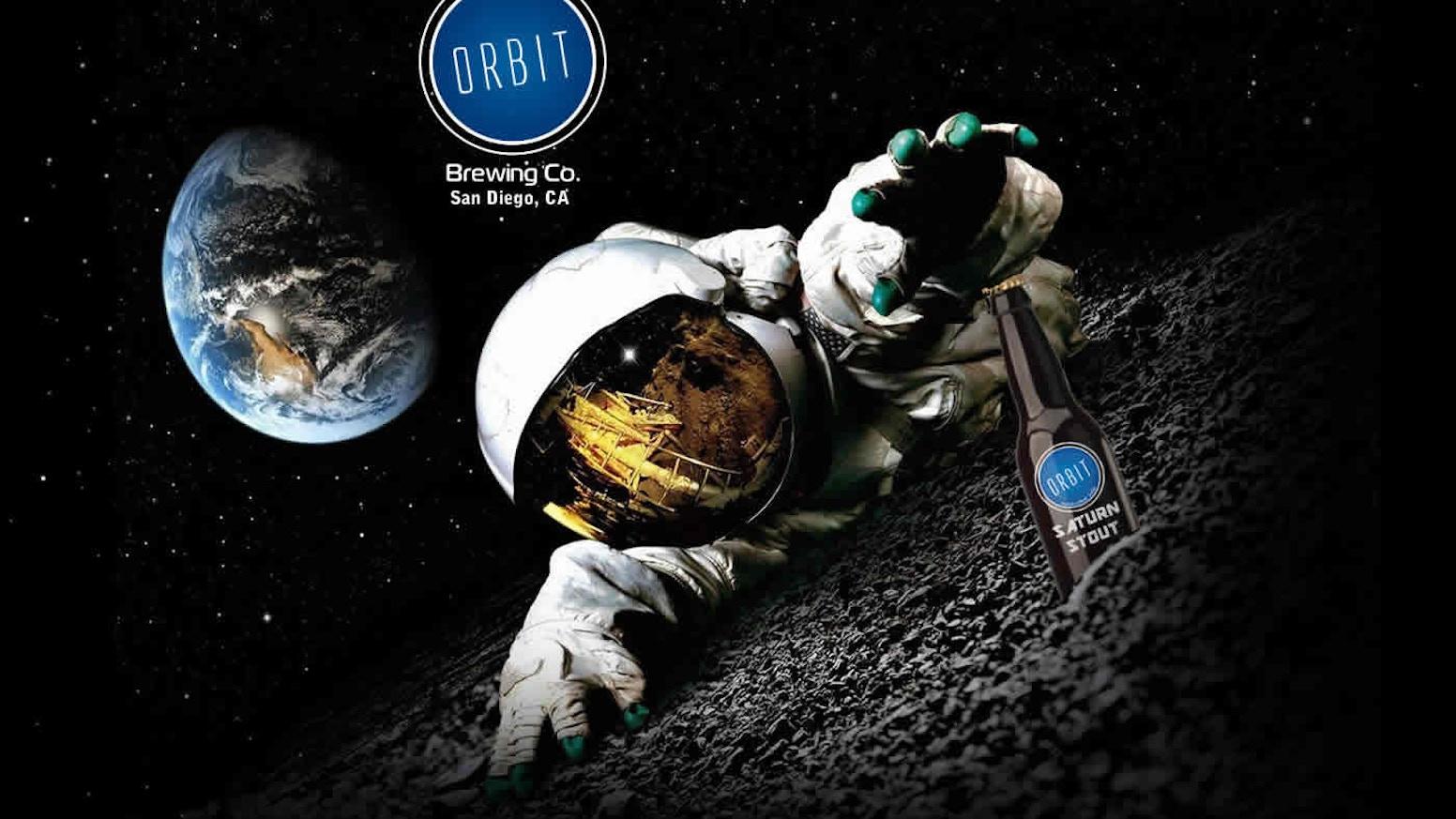 Orbit Brewing Co by Orbit Brewing Co — Kickstarter