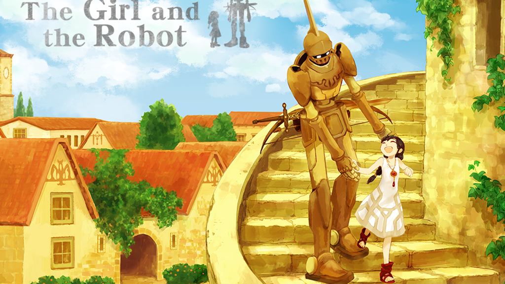 The Girl and the Robot project video thumbnail