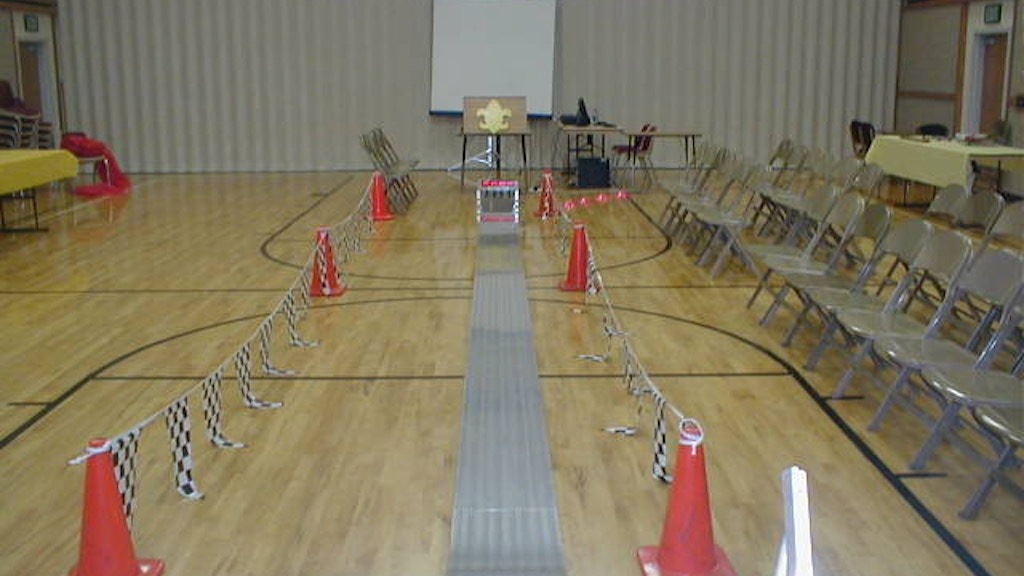 Car Manufacturers Derby Mail: Pack 80 Pinewood Derby Track By David White —Kickstarter
