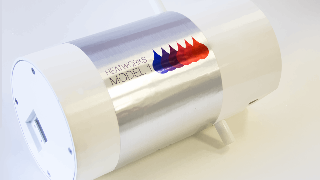 HEATWORKS MODEL 1: Your next water heater! project video thumbnail