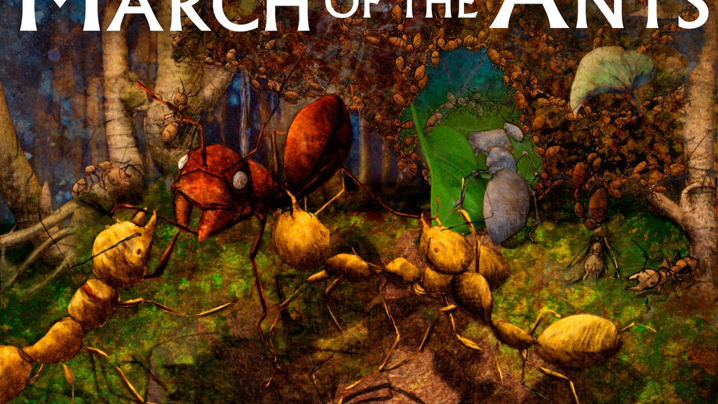 March of the Ants project video thumbnail