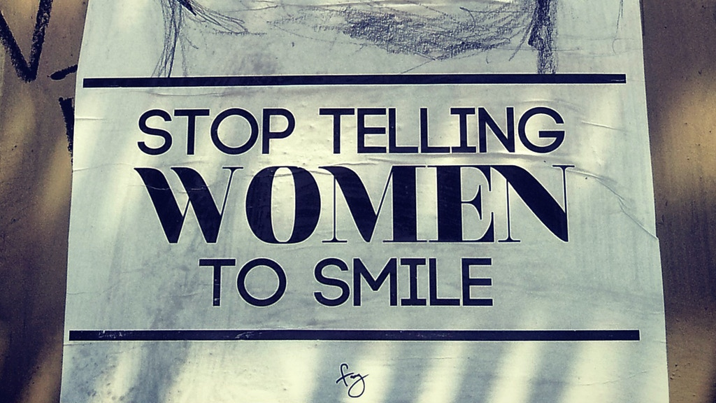 Stop Telling Women to Smile: Around The Country project video thumbnail