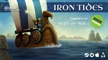 Iron Tides - a Viking themed survival-strategy game.