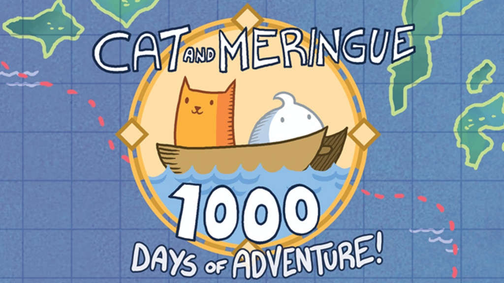 Cat and Meringue 1000 Days of Adventure project video thumbnail