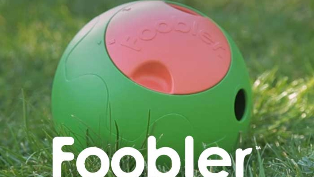 Foobler: A Smarter Puzzle Feeder for Your Dog project video thumbnail