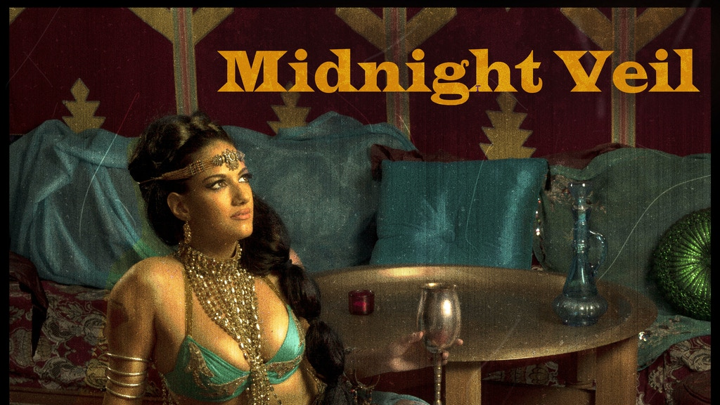 Prom Queen: Midnight Veil, a music video film project video thumbnail