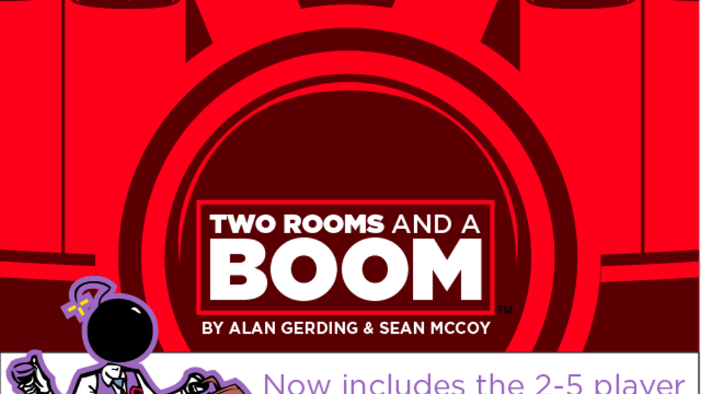 TWO ROOMS and a BOOM! project video thumbnail