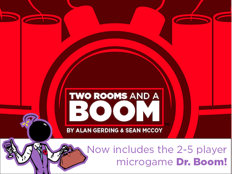 Rooms And A Boom Roles
