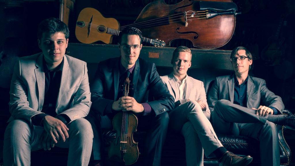 Rhythm Future Quartet ~ New Album! project video thumbnail