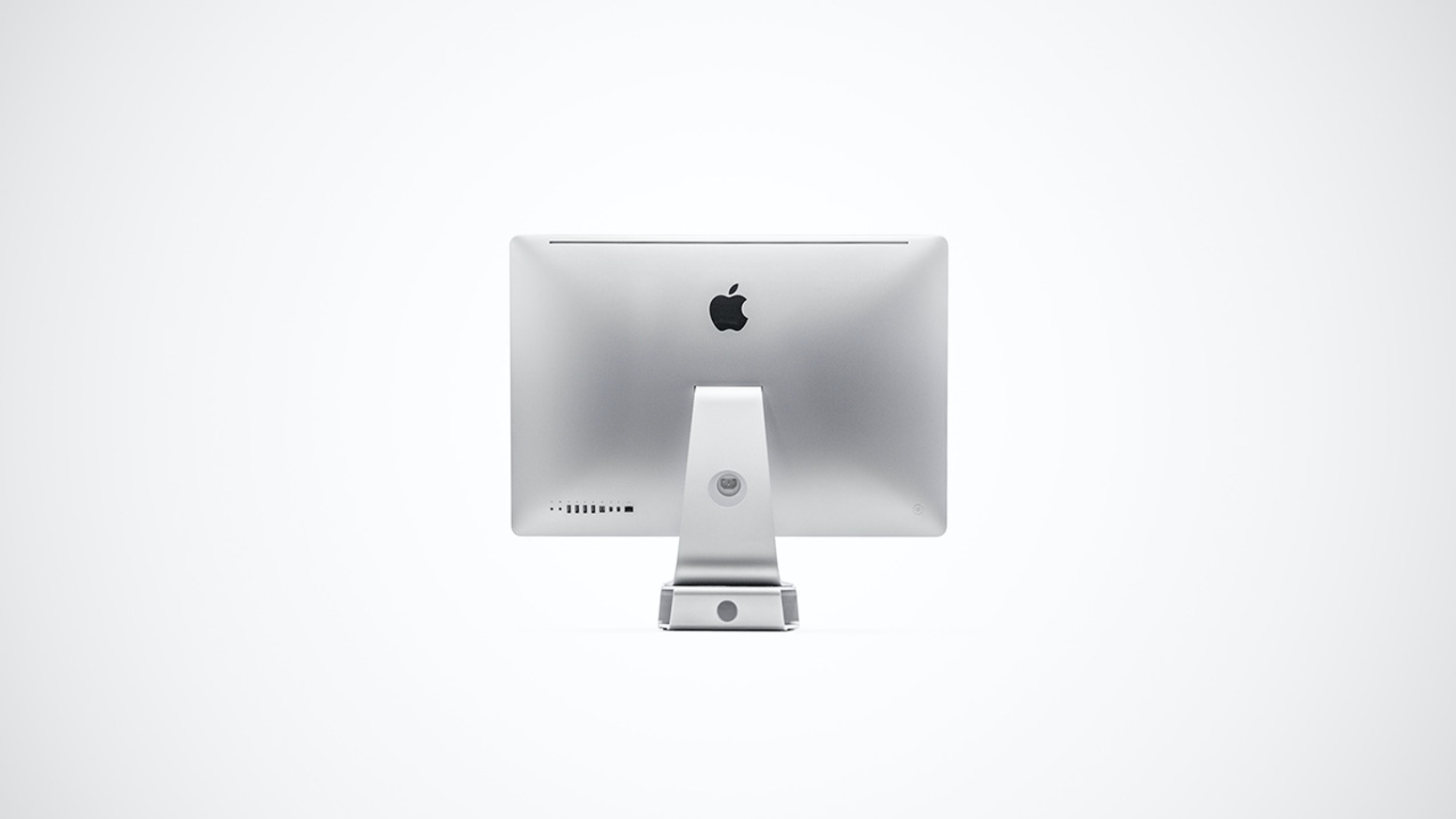 Raise your screen for better posture. Seamless, Apple-level construction.