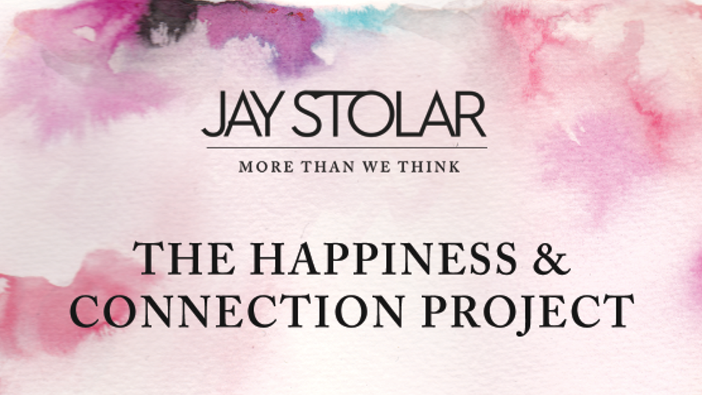 The Happiness and Connection Project project video thumbnail