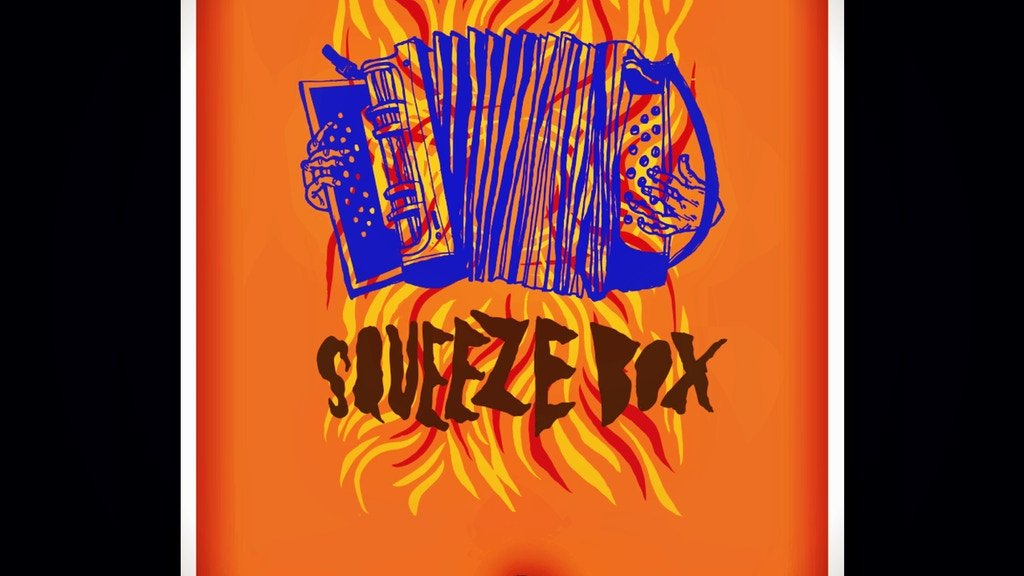 Squeezebox project video thumbnail