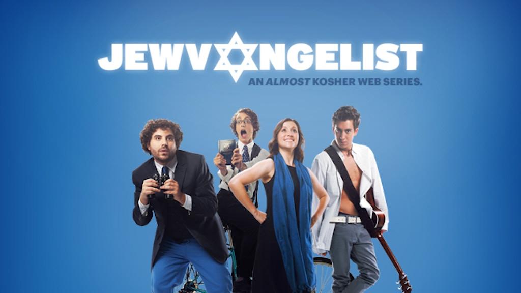 Jewvangelist project video thumbnail