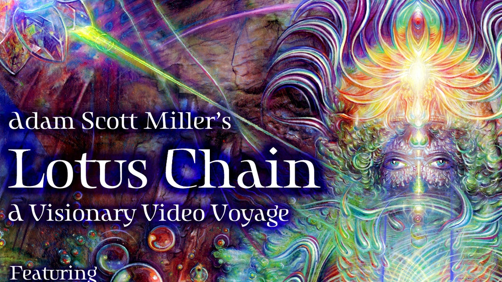 LOTUS CHAIN: A Visionary Video Voyage project video thumbnail
