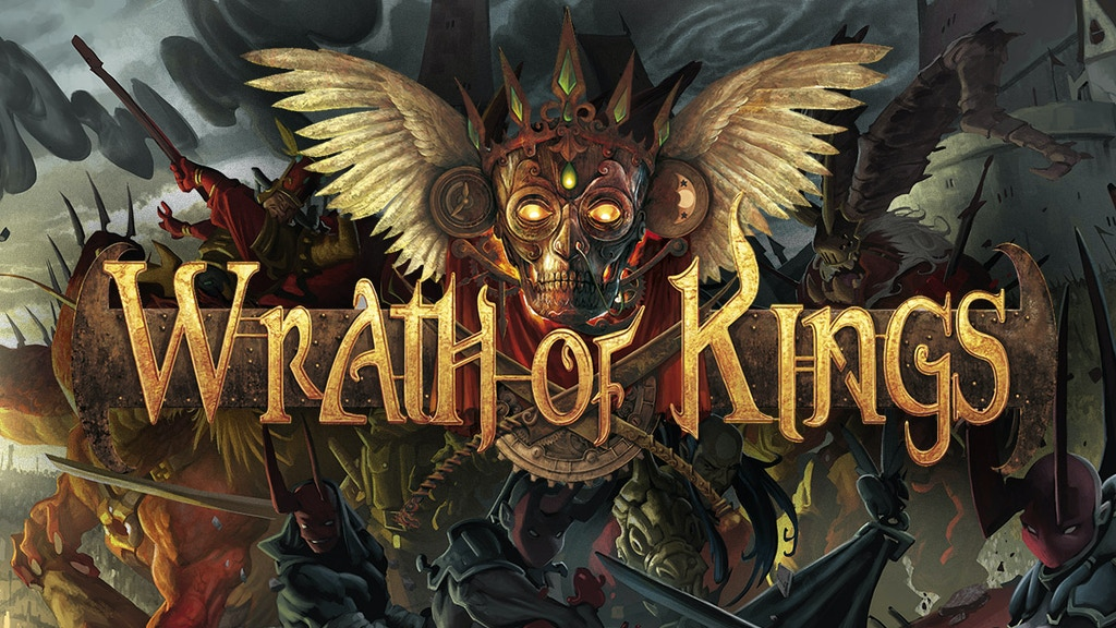 Wrath of Kings project video thumbnail