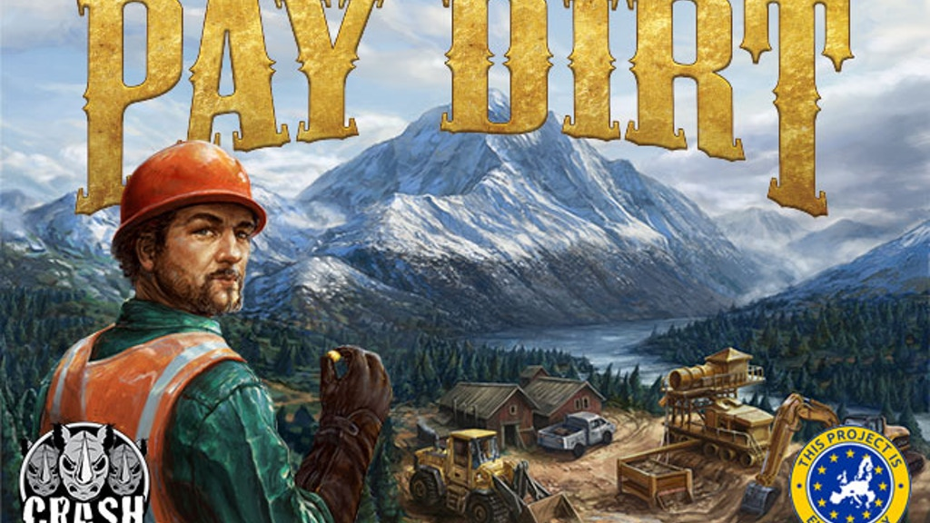 Pay Dirt, designed by Tory Niemann of Alien Frontiers project video thumbnail