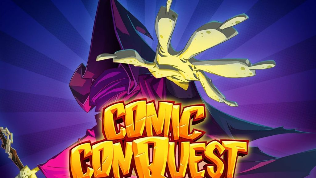 Comic ConQuest project video thumbnail