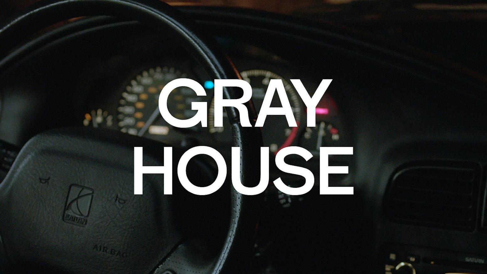 Gray House By Austin Lynch Kickstarter Digital Radar Speedometer On Our