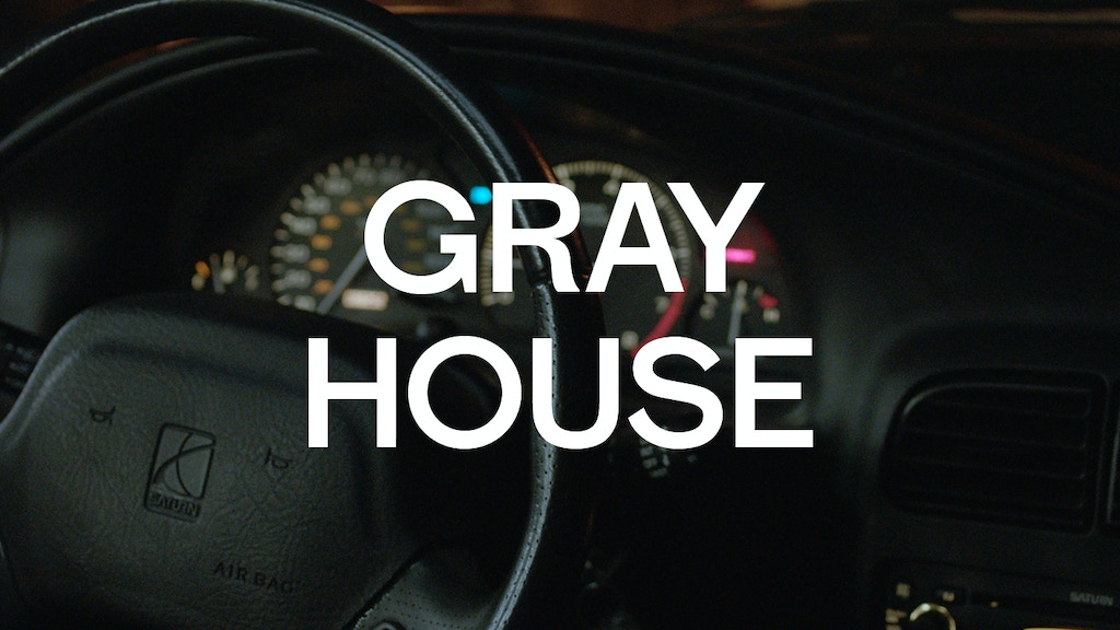 GRAY HOUSE project video thumbnail