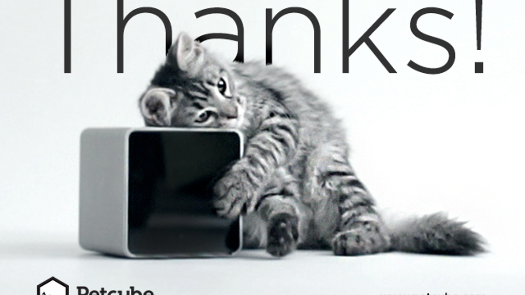Petcube — stay closer to your pet project video thumbnail