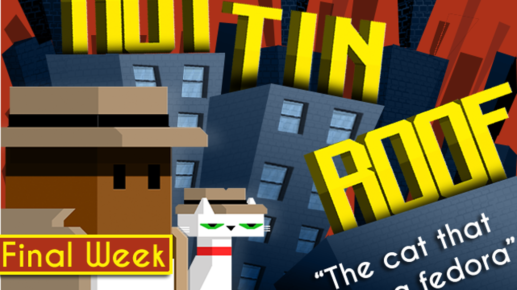 Hot Tin Roof: The Cat That Wore A Fedora project video thumbnail