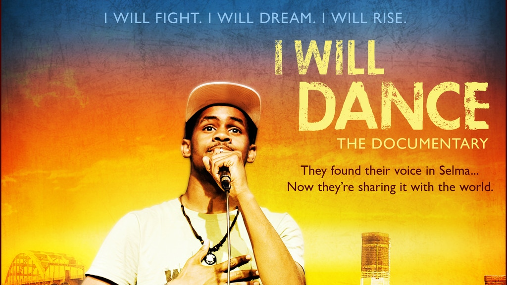 I WILL DANCE: The Documentary project video thumbnail